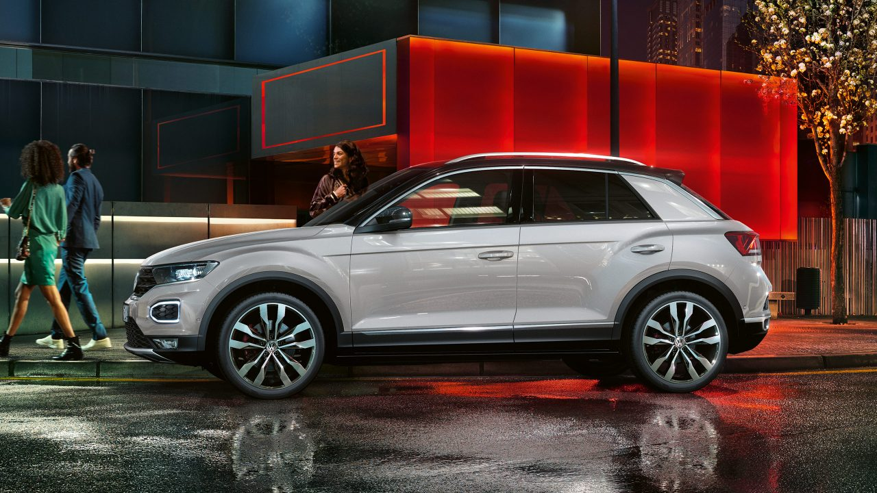 T-Roc 2.0 TDI SCR Advanced BlueMotion Technology DSG 4MOTION